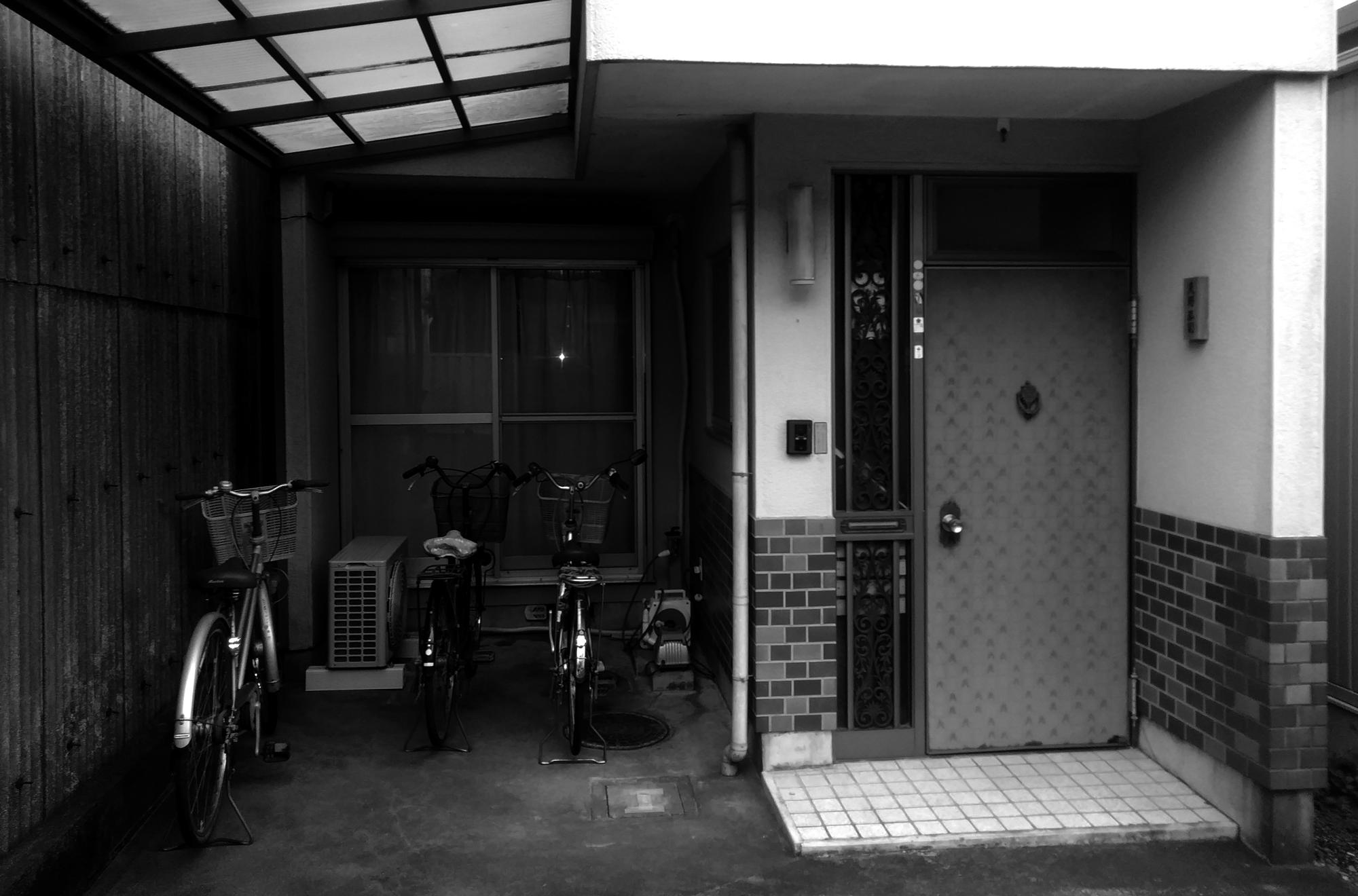 長屋の改修(断熱リフォーム)